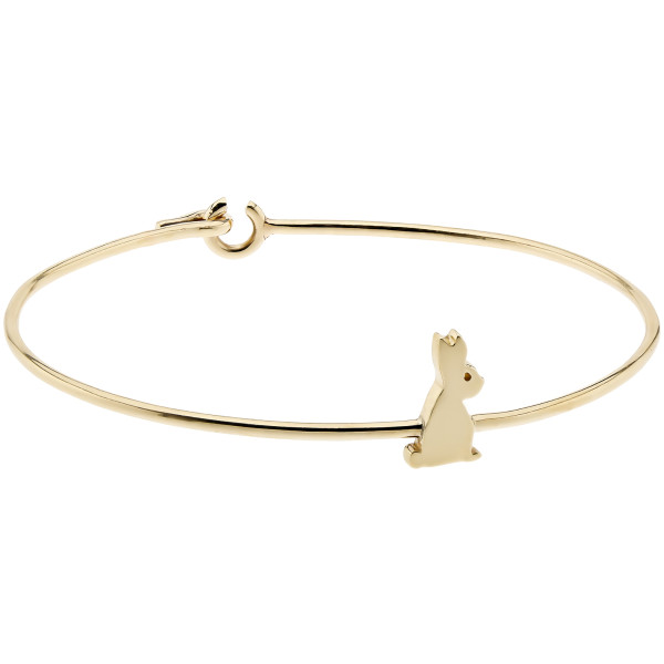 The Rabbit Bangle