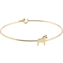 The Dala Horse Bangle