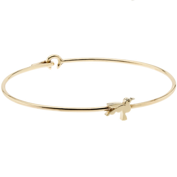 The Hummingbird Bangle