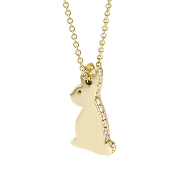 The Rabbit Necklace