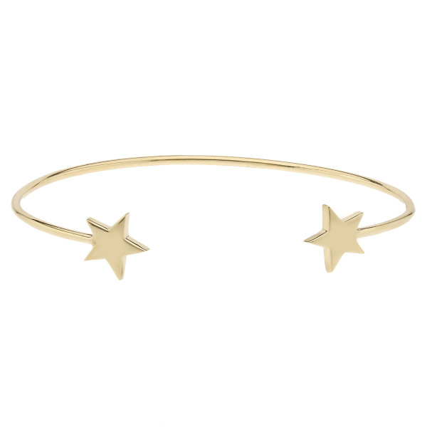 The Star Torque Bangle