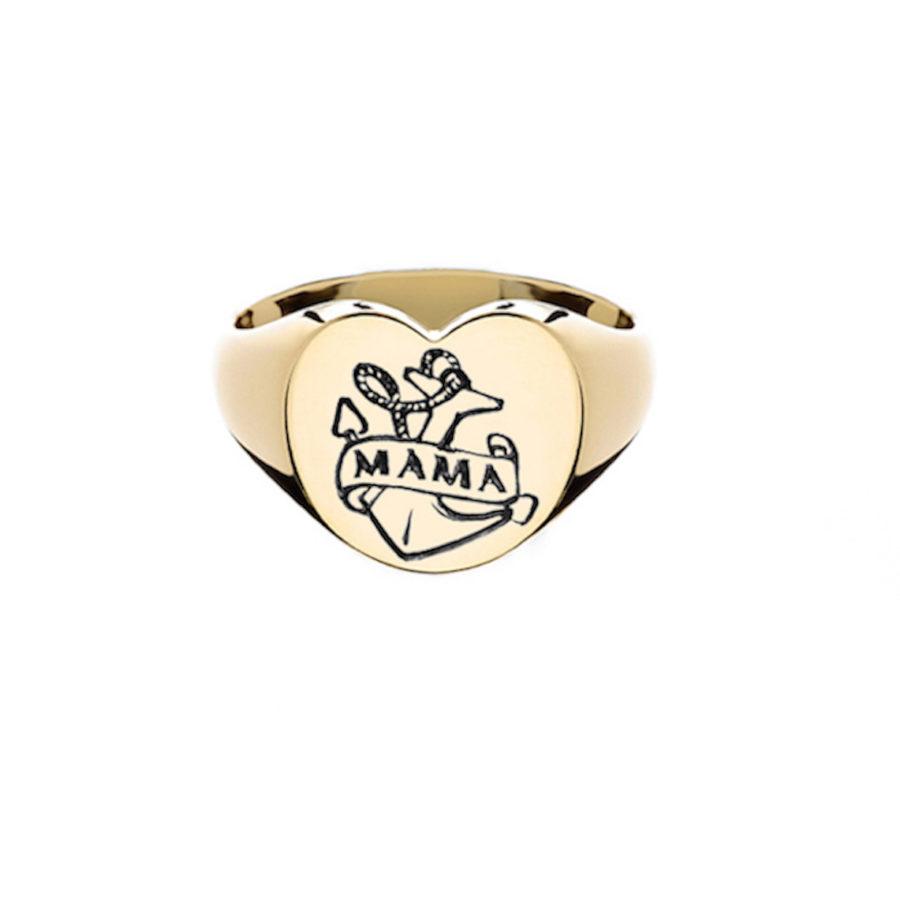 gold ring crop